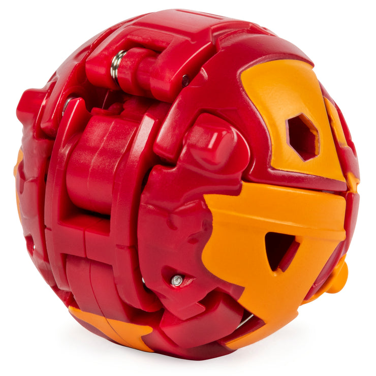 Bakugan S2 Ultra Ball W Baku Gear (164975) 37A - Dragonoid V2 Red