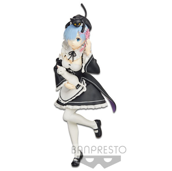Re: Zero Starting Life In Another World Espresto Choosing A Texture Suitable - Rem