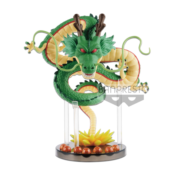 Dragon Ball Super Mega World Collectable Figure Shenron & Dragon Ball