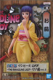 One Piece DXF The Grandline Lady Wanokuni Vol.3
