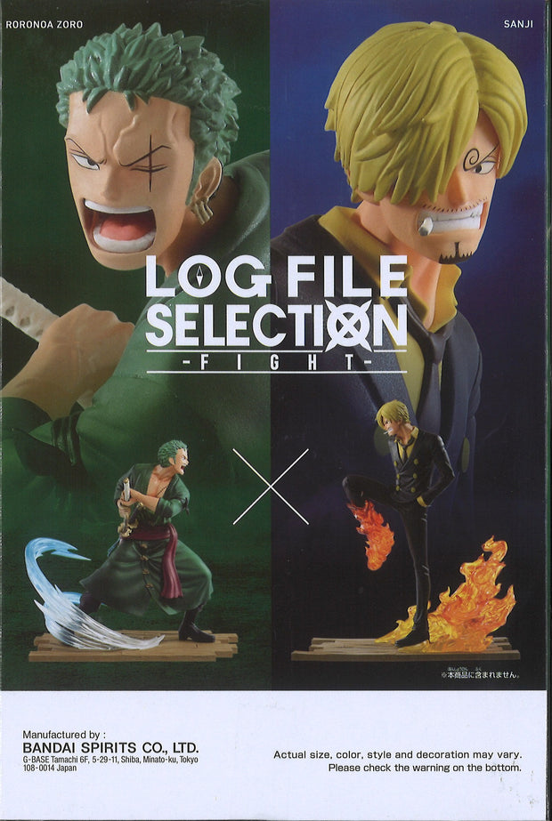 One Piece Log File Selection Fight Vol.1