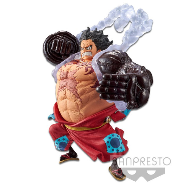 One Piece King Of Artist The Monkey D Luffy Gear4 Wanokuni