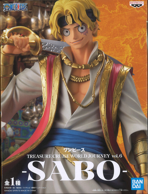 One Piece Treasure Cruise World Journey Vol.6 Sabo