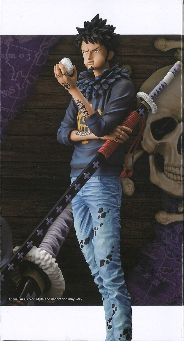One Piece Grandista - The Grandline Men Trafalgar Law