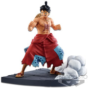 One Piece Log File Selection Worst Generation - Monkey.D.Luffy