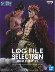 One Piece Log File Selection Worst Generation Vol.2