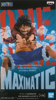 One Piece Maximatic The Monkey D Luffy II