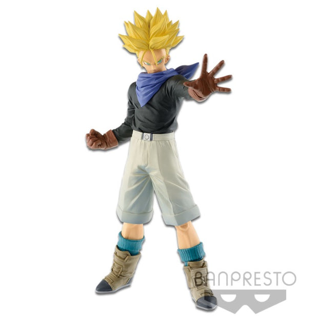 Dragon Ball GT Ultimate Soldiers Trunks (B: Super Saiyan Trunks)
