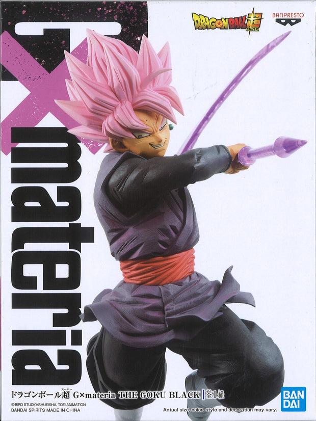 Dragon Ball Super GXMateria The Goku Black