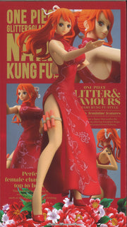 One Piece Glitter & Glamours Nami Kung Fu Style (Ver.A)