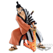 One Piece Battle Record Collection Kin'Emon