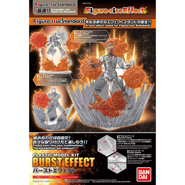 Figure-rise Effect Burst Effect