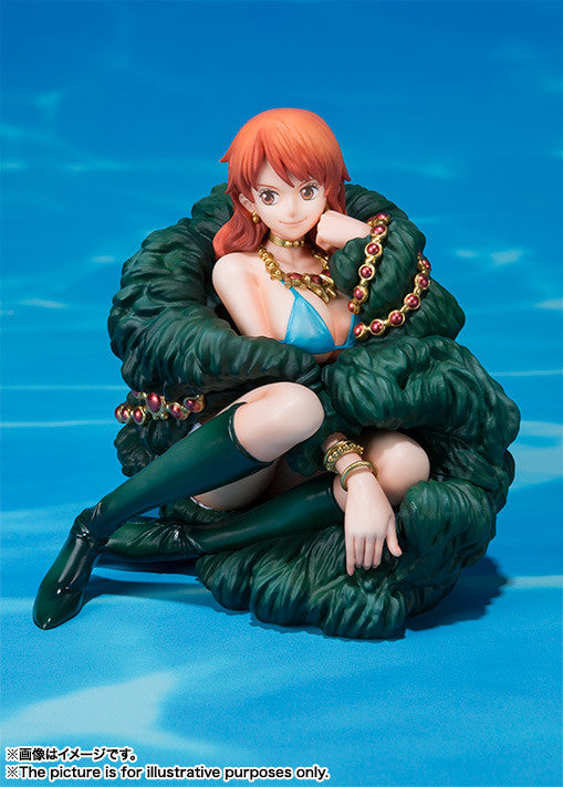 FIGUARTS ZERO NAMI - ONE PIECE 20TH ANNIVERSARY VER.-