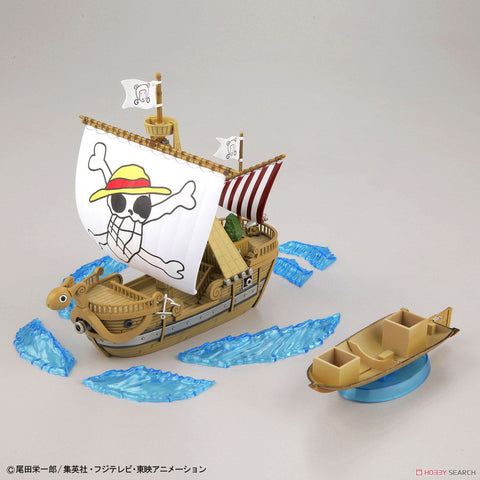 -2000 GRAND SHIP COLLECTION - GOING MERRY MEMORIAL COLOR VER.
