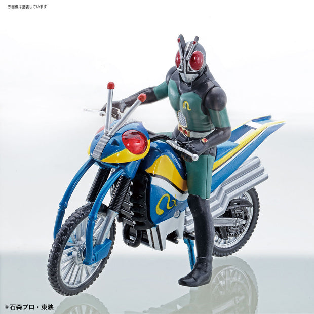 MECHA COLLECTION KAMEN RIDER SERIES ACROBATTER