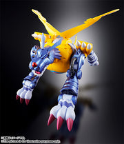 Digimon Digi Spirits 02 Metal Garurumon