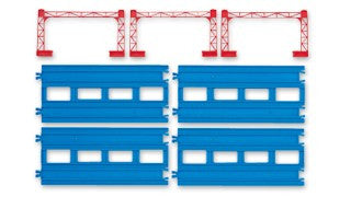 Plarail (152170) Double Straight