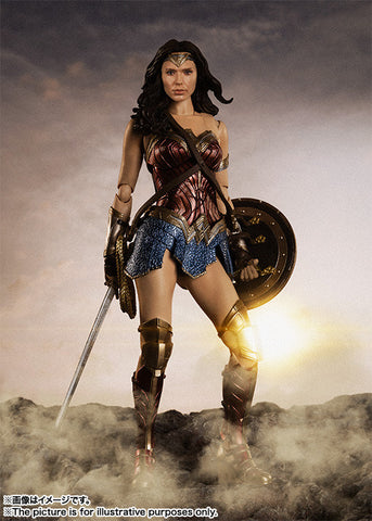 SHF WONDER WOMAN (JUSTICE LEAGUE)