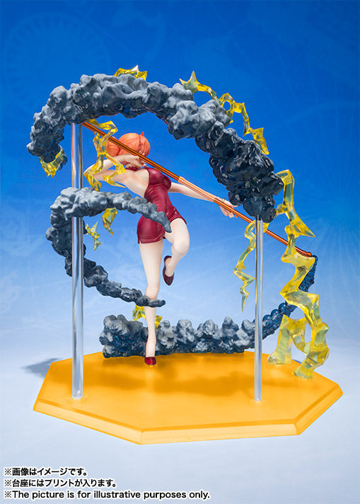 FIGUARTS ZERO NAMI BLACK BALL