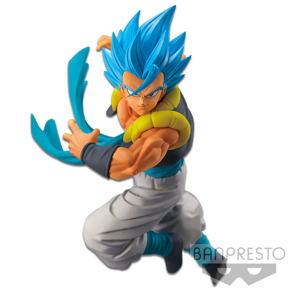 Dragon Ball Super Chosenshiretsuden Vol.5 (A: Super Saiyan God Super Saiyan Gogeta)