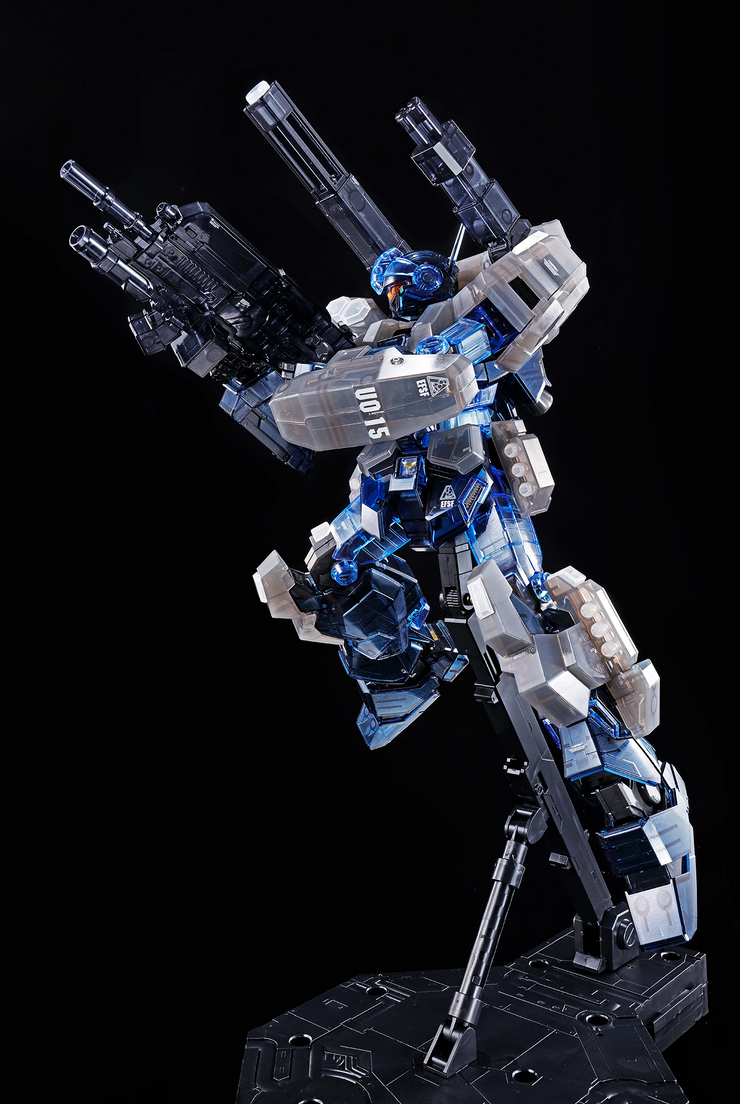 Mg 1/100 Jesta Cannon Clear Color