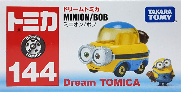 Dream Tomica Minions Bob'17 NO.144