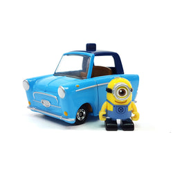 DREAM TOMICA DREAM RIDE ON MINION STUART & LUCY '17