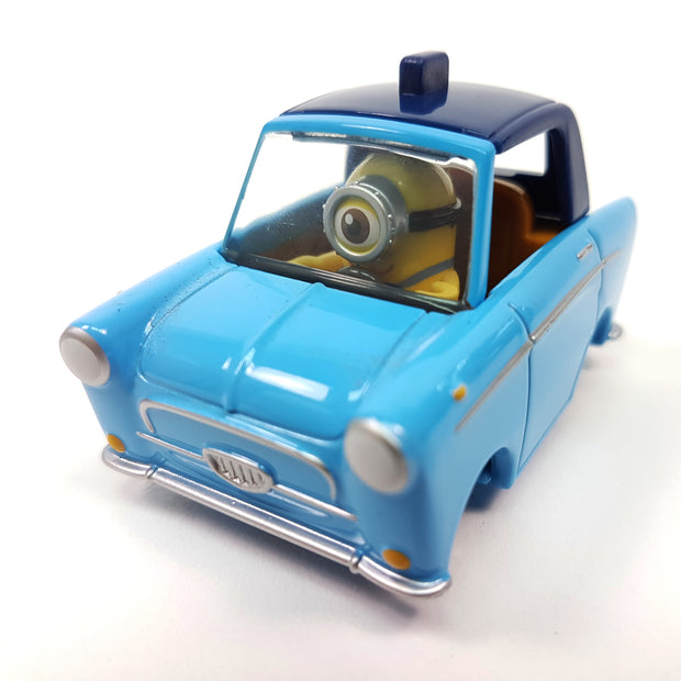 Dream Tomica Dream Ride On Minion Stuart & Lucy'17