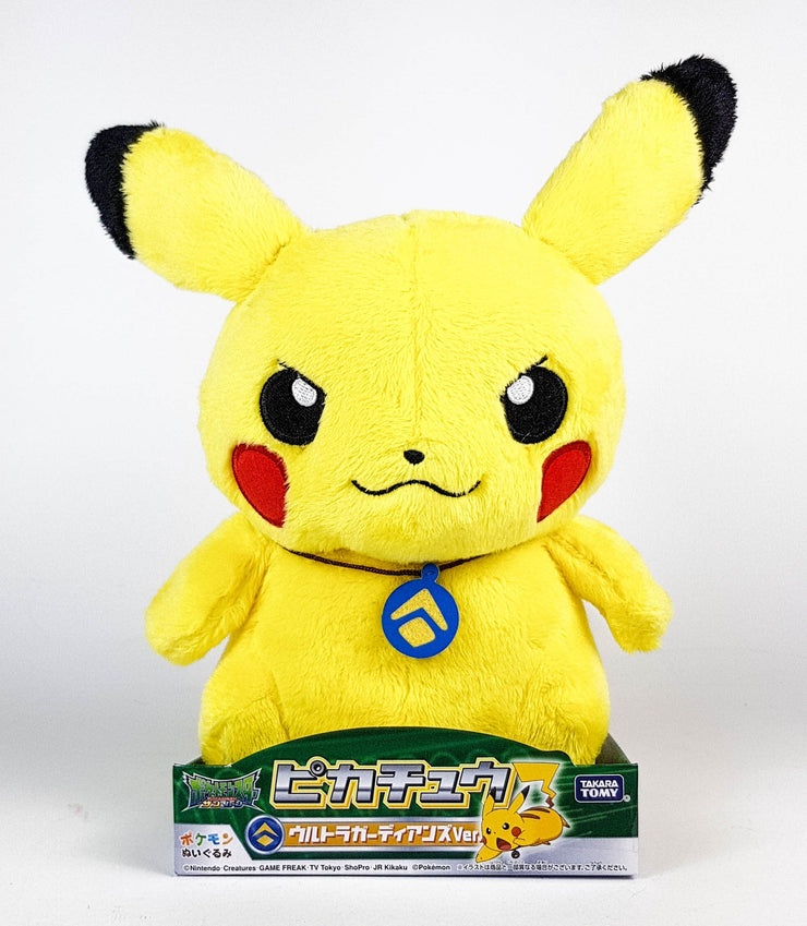 POKEMON PLUSH PIKACHU