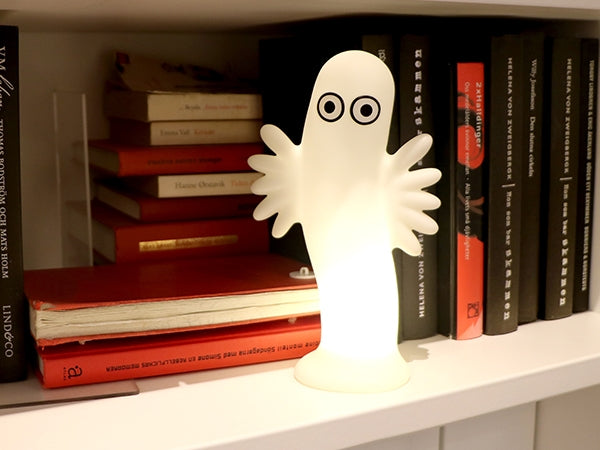 Moomin 20cm Hattifatteners Night Light