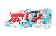 [Kindi Kids bundle Set] Kindi Fun Shopping Cart (MO50001) + Kindi Fun Scooter (MO50027)
