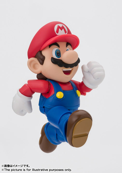SHF MARIO (NEW PACKAGE VER)