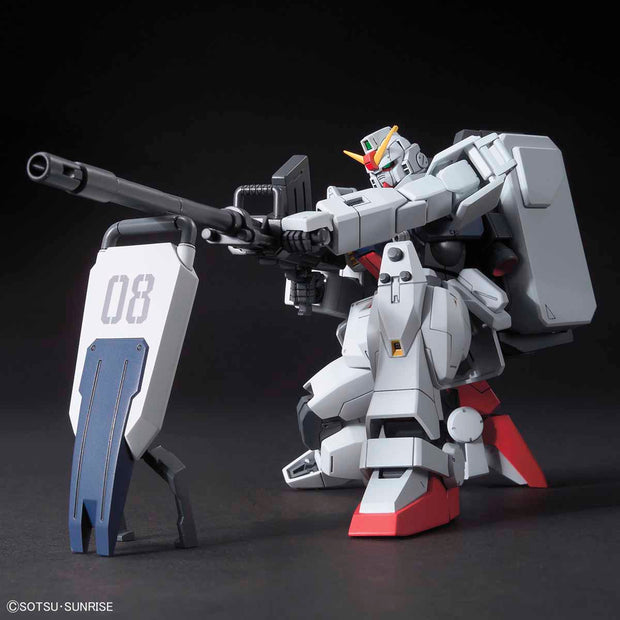 HG 1/144 GUNDAM GROUND TYPE