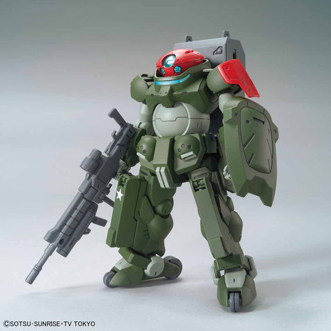 HGBD 1/144 Grimoire Red Beret