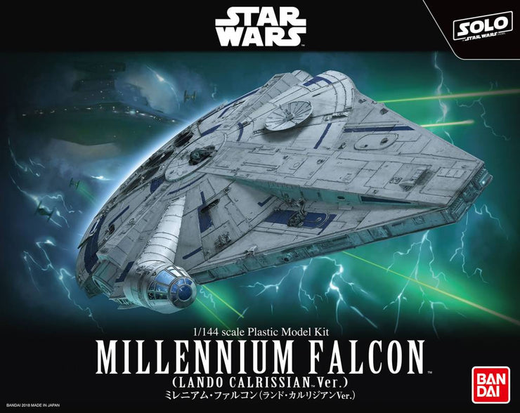 MILLENIUM FALCON (LANDO VER.) [HAN SOLO MOVIE]