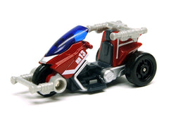 TOMICA HYPER RESCUE HR13 WATER CANNON MOTOR BIKE