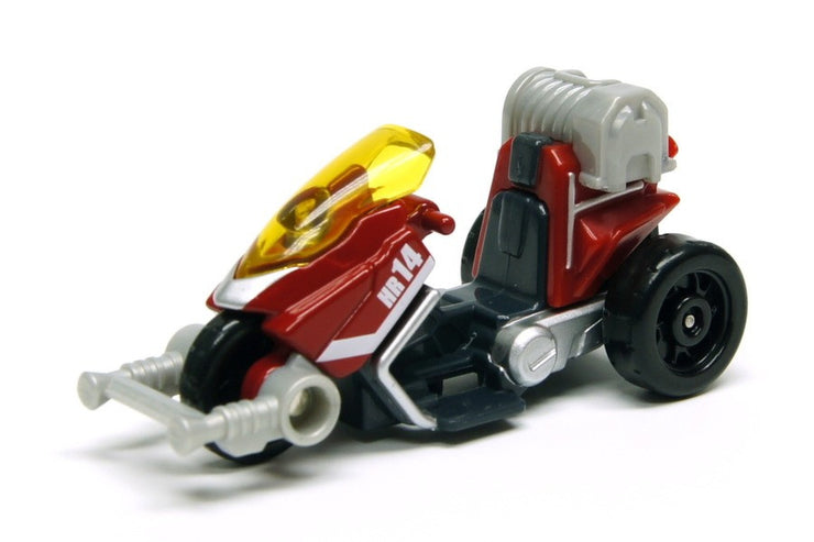 TOMICA HYPER RESCUE HR14 ENGINEERING MOTOR BIKE