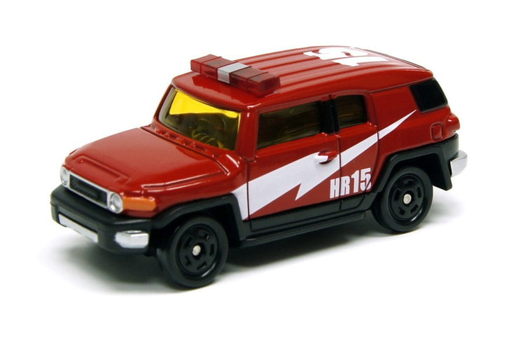 TOMICA HYPER RESCUE HR15 COMMAND CAR
