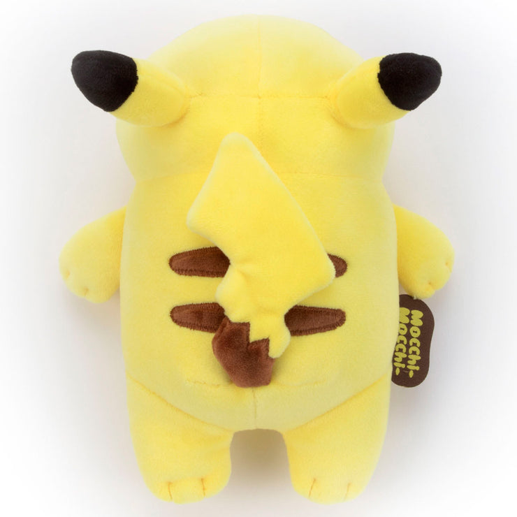 Pokemon Mocchi Mocchi Plush S Pikachu (On Stomach)