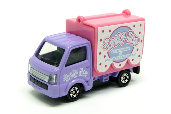 801771 TOMICA BOX SUZUKI CARRY FOOD VANS (ICE-CREAM)