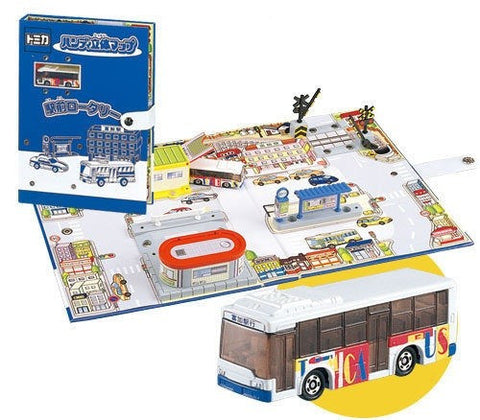TOMICA HANDY 3D MAP BKIMAE