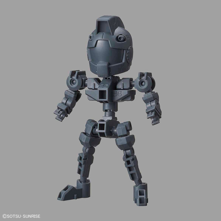 SD GUNDAM CROSS SILHOUETTE - CS FRAME (GRAY)