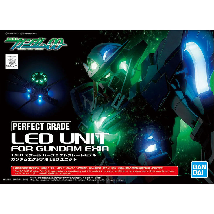 Pg 1/60 Led Unit For Gundam Exia