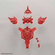 30MM 1/144 Option Armor For Commander Type (Portanova Exclusive/Red)