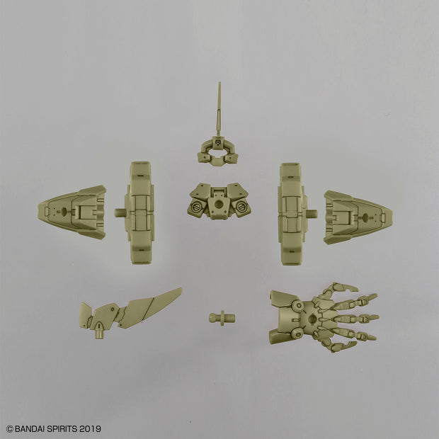 30MM 1/144 Option Armor For Elite Officer (Cielnova Exclusive/ Dark Green)