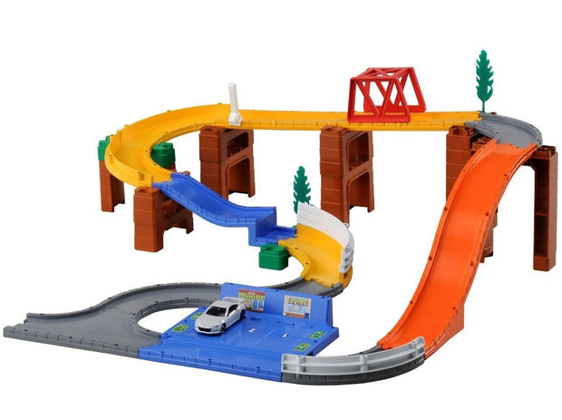TOMICA SYSTEM JUMPING ROAD SET