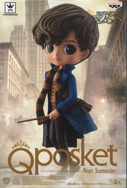 Fantastic Beasts Q Posket Newt Scamander (A Normal Color Ver)