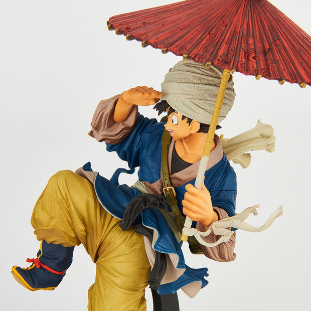 Dragon Ball Z World Figure Colosseum 2 Vol5 (A: Normal Color Ver) Goku
