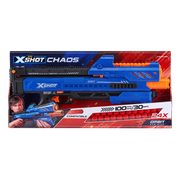 X-SHOT-DART BALL BLASTER-CHAOS Orbit