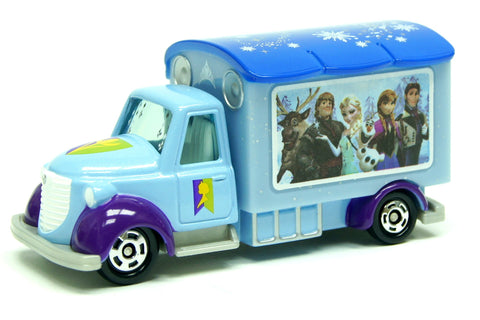 TOMICA DISNEY MOTORS GOODY CARRY FROZEN